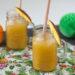 Mango-Grüntee-Eistee