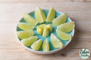 Ingwer-Shot Zitrone Ingwer