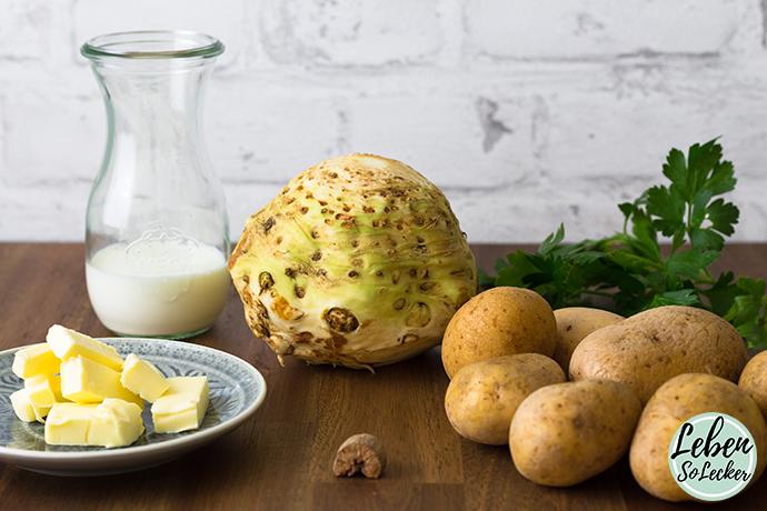 Kartoffel-Sellerie-Püree_Zutaten